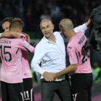 Palermo-Verona 3-2: festa al Barbera, i rosanero sono salvi