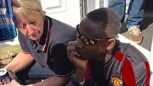 Dalla Sierra Leone per vedere lo United: sogno infranto di Mosè, salvato da colletta