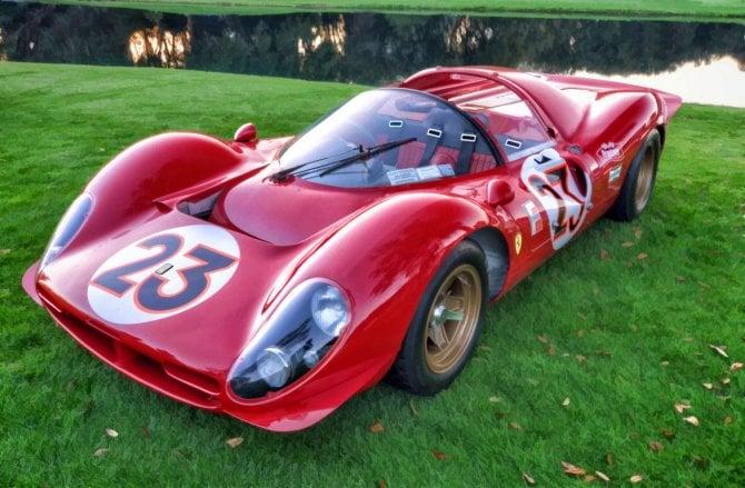 La mitica Ferrari 330 P3/4 Daytona? In mostra al Museo dell'Automobile