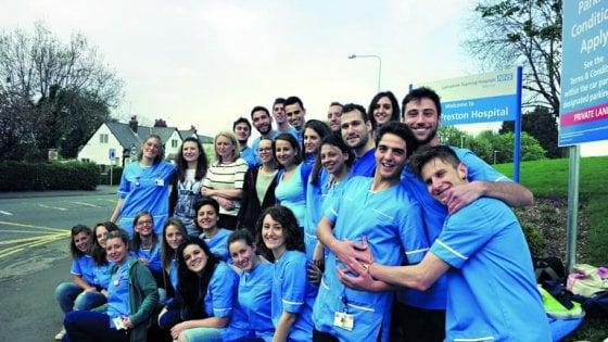 Gli infermieri di preston quanti italiani nell 39 ospedale for Quanti sono i parlamentari italiani