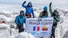 Il Chimborazo batte l'Everest: è la montagna più alta