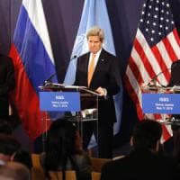 Siria, Kerry: