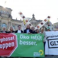 Glifosato, la Commissione Ue: gli Stati possono limitare uso degli erbicidi