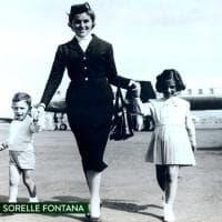 Dalle sorelle Fontana a Mondrian: le divise storiche di Alitalia