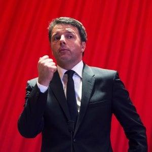 """Pd, Renzi lancia la campagna sul referendum costituzionale: """"Deve essere battaglia unitaria"""""""