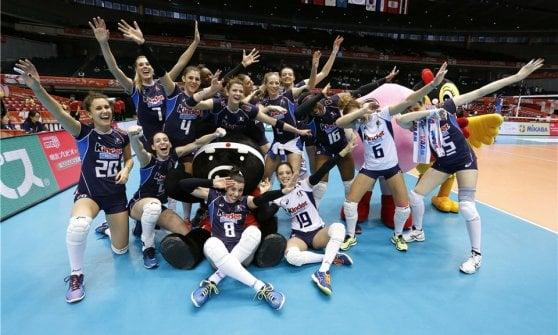 Volley, preolimpico femminile: l'Italia batte anche il Perù, Rio ad un passo