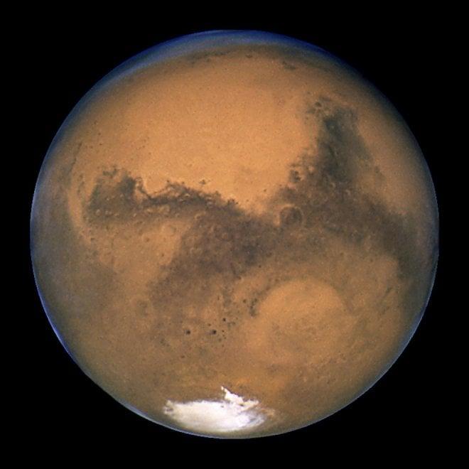 Il 22 maggio Marte più luminoso che mai. Accade ogni due anni