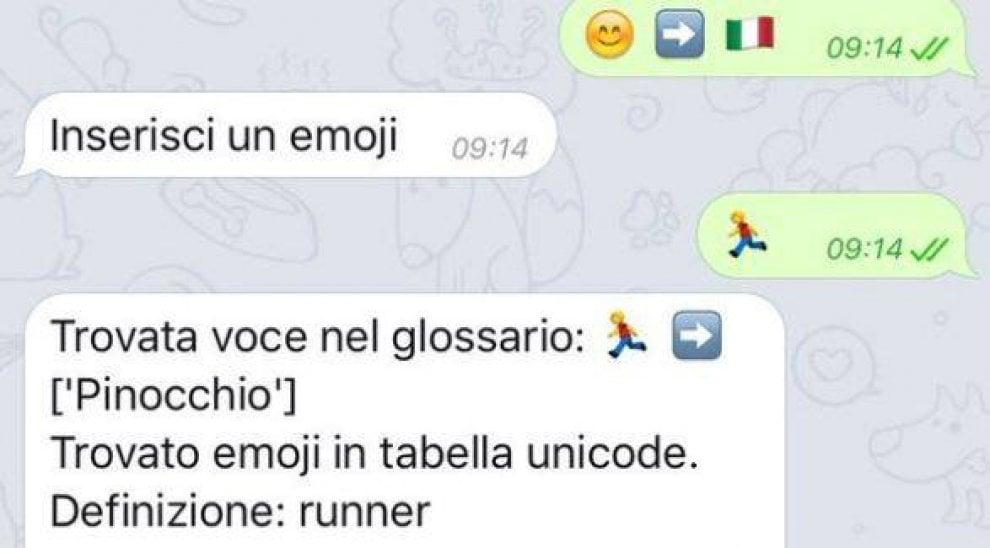 EmojitalianoBot: il traduttore simultaneo per scrivere con le faccine