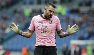 """Palermo, Sorrentino ai saluti: """"Fuori dal progetto, mi riavvicino a casa"""""""