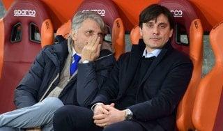 Sampdoria, Ferrero: ''Sempre accontentato Montella, ora tocca a lui farlo''