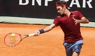 Tennis: Federer rinuncia al Roland Garros, non saltava uno Slam dal '99