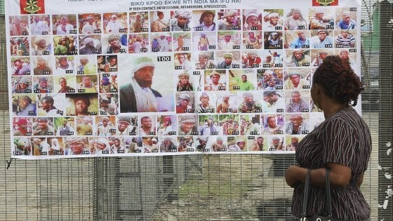 Nigeria, libera altra ragazza di Chibok
