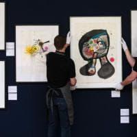"""Miró, il nipote vende le sue opere per aiutare i migranti: """"Lui l'avrebbe fatto"""""""