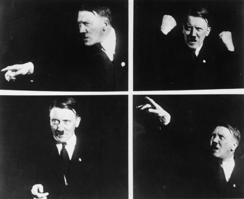 Hitler, il delirio del dittatore: le foto che cercò di nascondere al mondo
