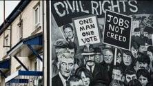 Irlanda del Nord i murales di Belfast e Derry