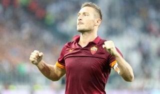 """Roma, Baldissoni conferma Totti: """"Giocherà ancora con noi"""""""