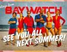 Il film di Baywatch, riprese terminate: il cast saluta