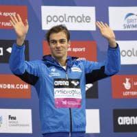 Nuoto: Paltrinieri-Detti, un'altra doppietta