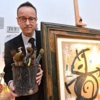 """Joan Punyet Miró: """"I quadri di mio nonno Miró per i migranti"""""""