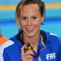 Nuoto, Federica è sempre d'oro: altro titolo nei 200 stile libero