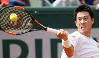 Tennis, Roland Garros: si parte con Nishikori-Bolelli e Kyrgios-Cecchinato