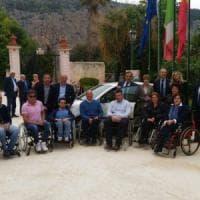 Car-sharing accessibile, a Palermo le prime auto con comandi speciali