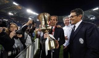 Juventus, Allegri: ''Stagione memorabile''. Ora i rinforzi per prendersi la Champions