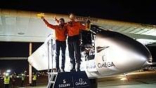 Solar Impulse 2, tappa  in Ohio per l'aereo solare
