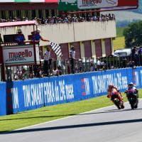 MotoGp, arrivo in volata Lorenzo-Marquez al Mugello