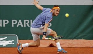 Tennis, Roland Garros: Cecchinato lotta ma si arrende a Kyrgios