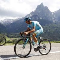 Giro, la cronoscalata boccia Nibali: il film della tappa
