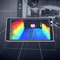 Project Tango, presto lo smartphone che scansiona gli ambienti in 3D