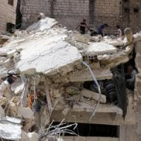 Siria, colpito il Collegio dei francescani ad Aleppo: