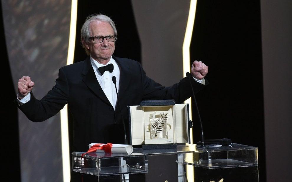 Cannes, la galleria dei vincitori: Palma d'oro a Ken Loach