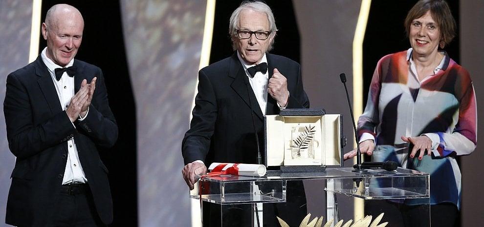 "Cannes, Palma d'oro a 'I, Daniel Blake': vince ""il rosso"" Ken Loach"