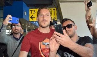 """Roma, anche Spalletti 'conferma' Totti: """"Abbiamo trovato finalmente una soluzione"""""""