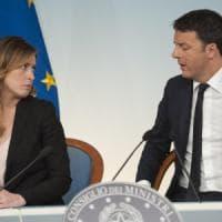 """Renzi: """"Rispettiamo tutti i partigiani"""". Napolitano: """"Offensivo dire no per difendere la..."""