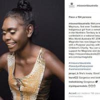 Miss Mondo Australia: Magnolia, prima aborigena in gara