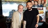 De Laurentiis annuncia Tonelli E l'Uefa premia Higuain