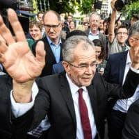 Austria:  vince il verde Van der Bellen. Sconfitta la destra ultranazionalista di Hofer