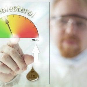 Colesterolo alto, il 40% della popolazione non sa di averlo