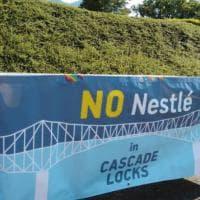 L'acqua è di tutti, la battaglia di Cascade Locks