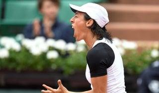Tennis, Roland Garros: Giorgi e Knapp avanti, fuori Fognini, Lorenzi e Seppi. Tutto facile per Nadal e Djokovic, Murray fatica