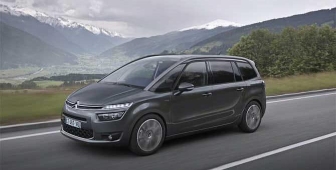 Nuova C4 Picasso, la tecnologia al servizio dell'auto