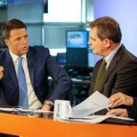 """Renzi a RepTv attacca il M5s: """"I loro candidati sono i co.co.pro della Casaleggio"""""""