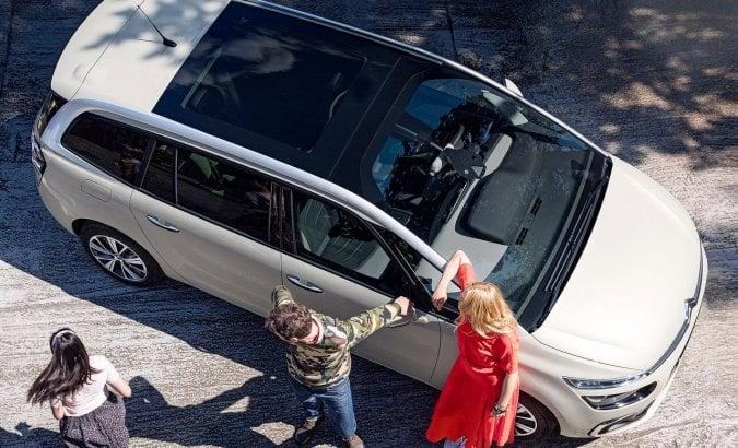 Citroën, spazio alle famiglie
