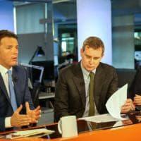 Renzi a RepTv attacca il M5s: