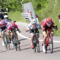 Giro d'Italia, la prima di Valverde: altro crollo di Nibali. Il film della gara