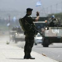 Libano, media spagnoli: caschi blu coinvolti nel traffico di alimenti. I