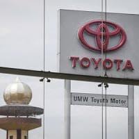 Toyota sale a bordo di Uber. Rilevata una quota della società